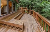 How often should you stain your deck?