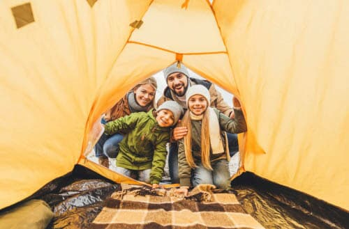 Camping Ideas and Activities for your Kids