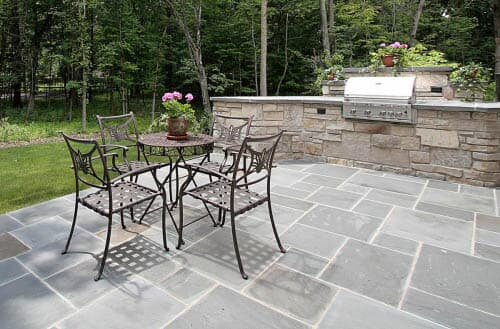 How to clean a patio without a pressure washer?