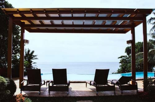 Enclosed patio ideas and informations