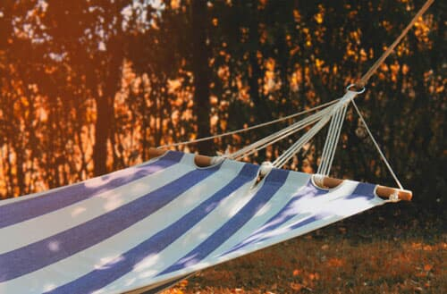 How to wash a hammock?