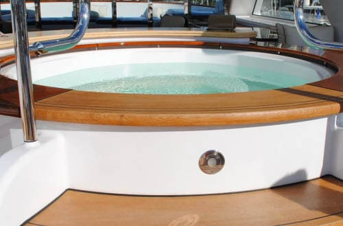 What chemicals do I need for my hot tub?