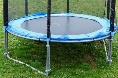 Can pregnant women jump on trampolines?