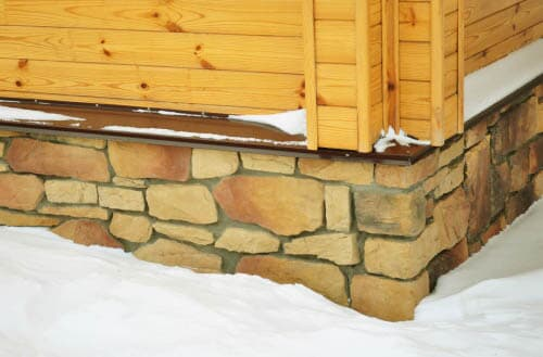 9 ways to hide your house foundation