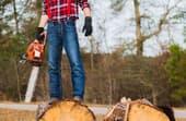 Where are Husqvarna chainsaws made?